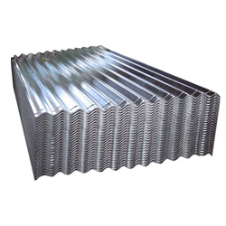Galvanised Sheets