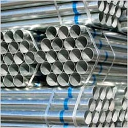 Hot Dip Galvanised Pipes